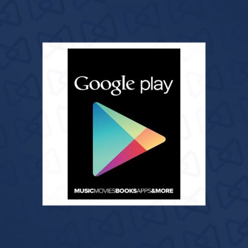 Carte Google Play Gift Card 15 Euros