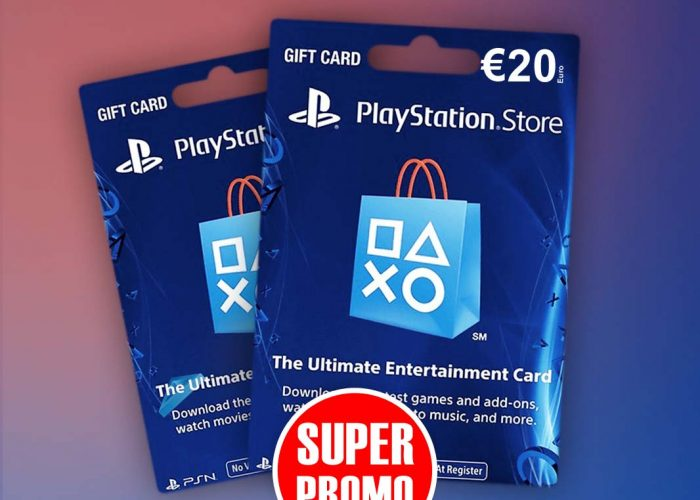 Playstation Carte Psn 20 Euros Mouhim Ma