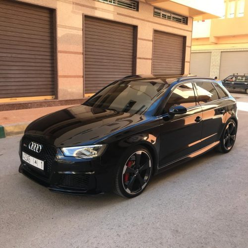 Annonce: Audi RS3 Essence full options
