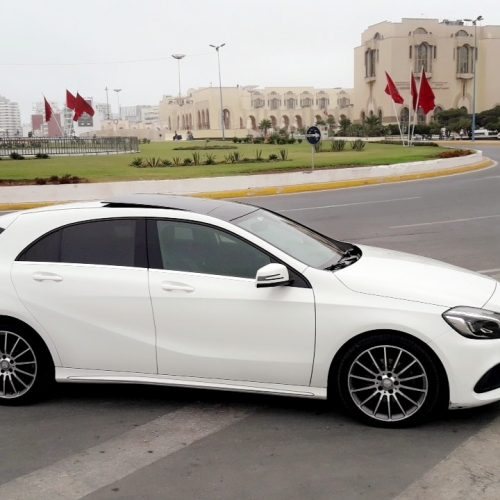 Annonce: Mercedes-Benz Classe A200 Pack AMG