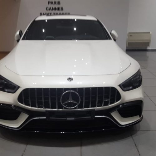 Annonce: Mercedes-Benz GT 63S AMG First Edition 4Matic+ V8 2019
