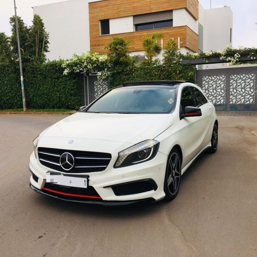 Annonce: Mercedes-Benz Classe A200 pack AMG Diesel