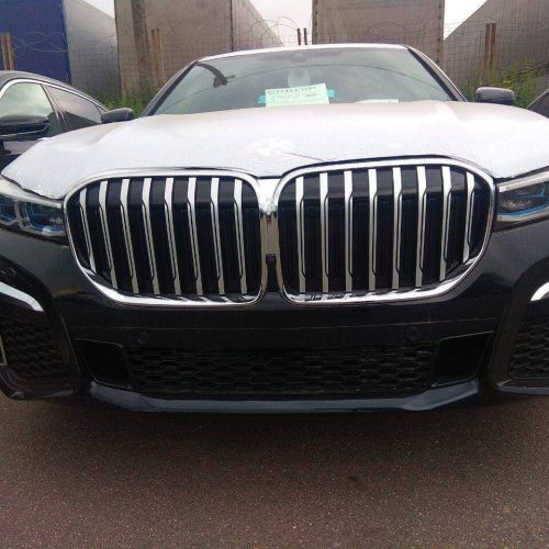Annonce: New BMW 730I