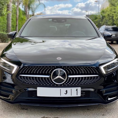 Annonce: Mercedes-Benz Classe A220 pack AMG Full options 2019/09 importé neuf