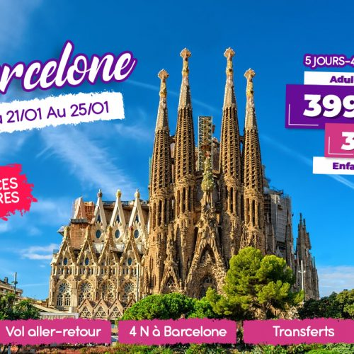 Annonce: Barcelone