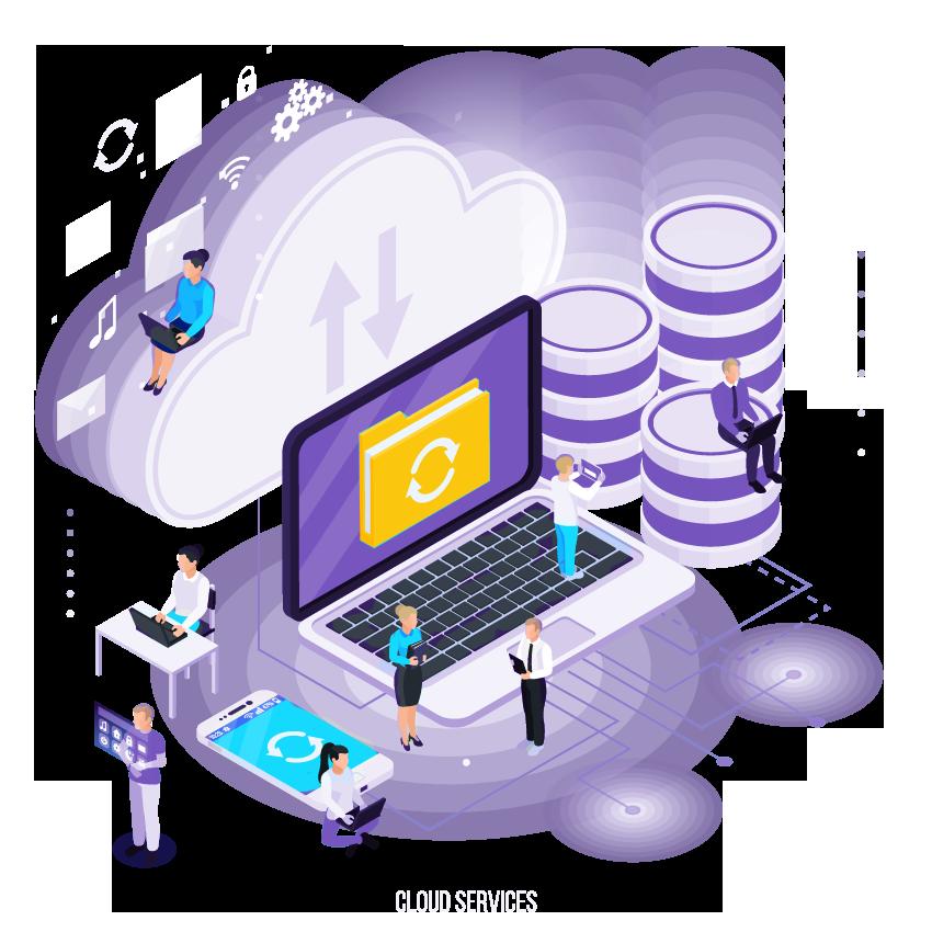 Un CRM pour les centres d'appel sur le Cloud