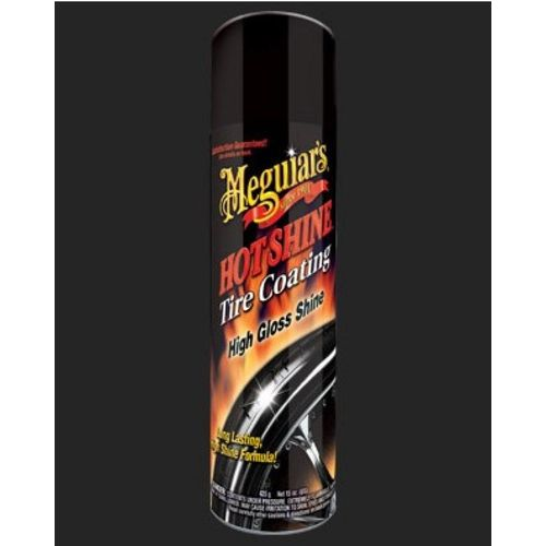 Annonce: HOT SHINE™ HIGH GLOSS TIRE COATING