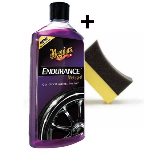 Annonce: PACK ENDURENCE GEL brillant pneus