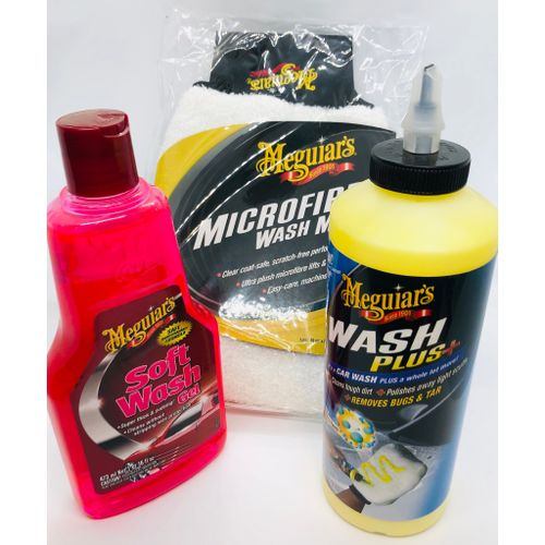 Annonce: kit lavage voiture