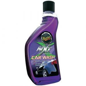 shampoing NXT generation car wash