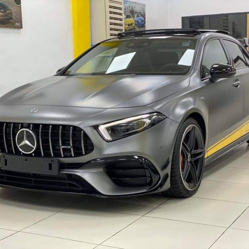 Annonce: Mercedes classe A45 S Turbo 4Matic+