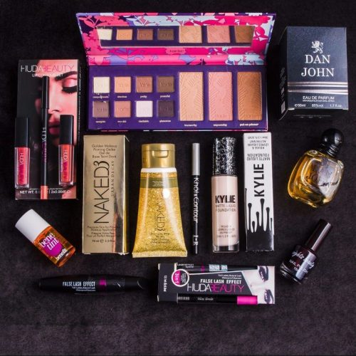 Annonce: Pack Maquillage 9 pièces