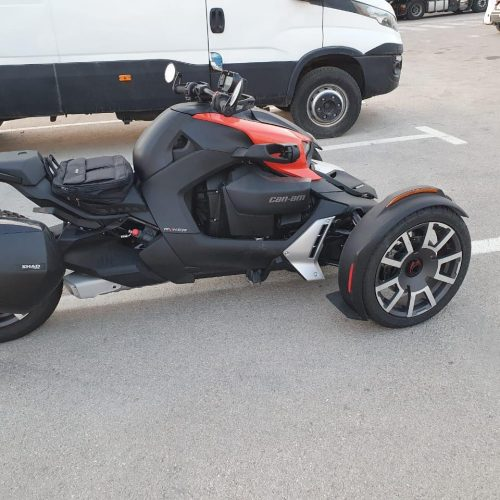Annonce: CAN-AM RYKER 900 RALLY MY21 - 2021