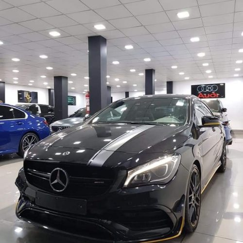 Annonce: Mercedes AMG CLA 45